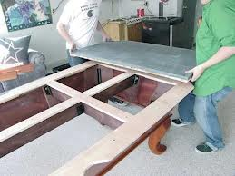 Pool table moves in Eugene Oregon