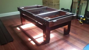 Correctly performing pool table installations, Eugene Oregon