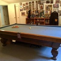 Olhausen Snooker Pool Table