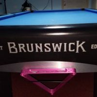 Brunswick Pool Table Tournament Edition