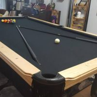 Conleys Pool Table