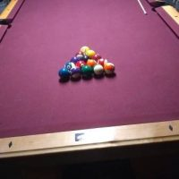 Pool Table In Great Conditions For Sale