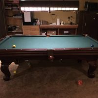 World of Leisure 8-Foot Pool Table
