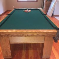 4 X 8 Pool Table