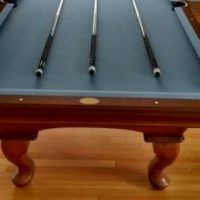 Beautiful Olhausen 8Ft Pool Table And Accessories