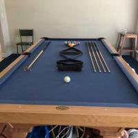 Accu-Fast Olhausen Pool Table For Sale